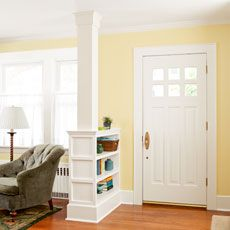 Solutions For A Nonexistent Entryway The Susan Morris Team