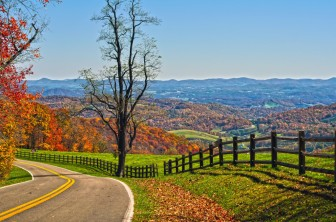 blue ridge parkway virginia