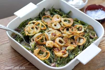 instant-pot-green-bean-casserole-1
